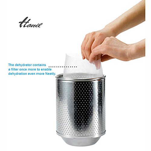 [Hanil] Versatile Mini Food Cycler Indoor Kitchen Composter Food Laundry Dehydration Extractor FD-08WR 220V