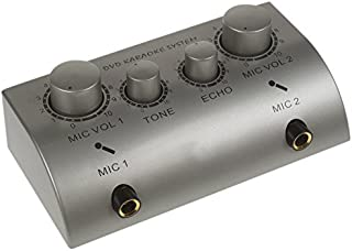 Sound Products PROMIX02 - Mezclador para equipo de karaoke