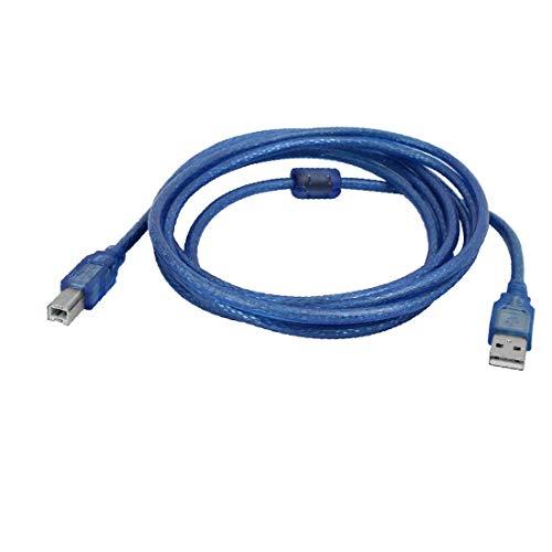 X-DREE 30 cm de largo USB 2.0 Tipo A Macho a B...