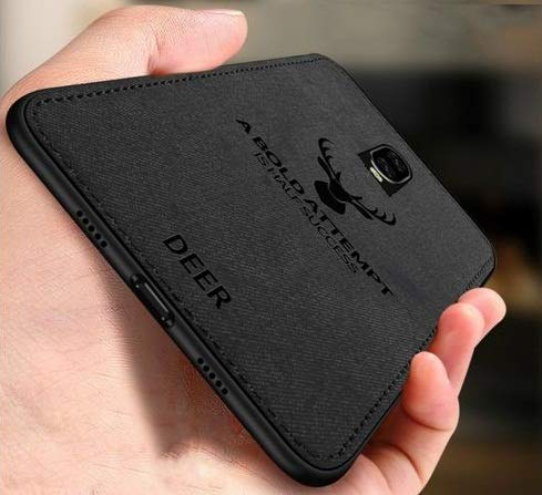 MobiTussion® - Deer Series - Shockproof Anti Slip Soft Fabric Case with...