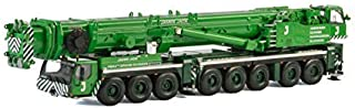 Liebherr LTM 1500-8.1 inch James Jack Lifting Mobile Crane Green 1/50 Diecast Model by WSI Models 51-2007 商品カテゴリー: ダイキャスト ...
