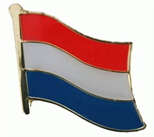 U24 Flaggenpin Niederlande Holland Flagge Fahne Pin Anstecker