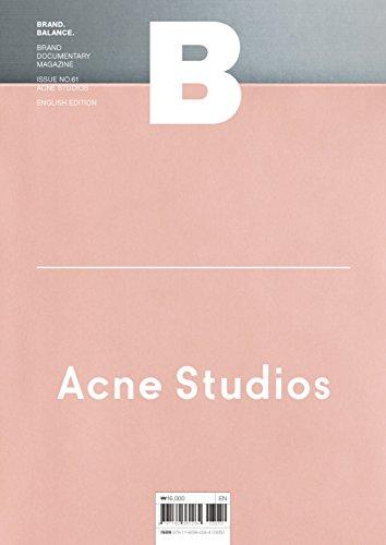 Magazine B - ACNE STUDIOS