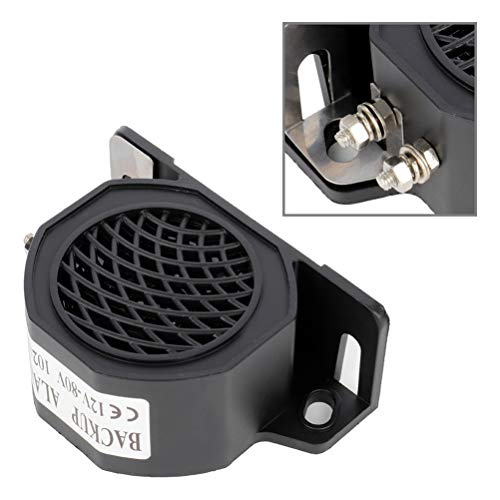 Reverse Back Up Warning Alarm Beeper Horn for Truck Car,Backup Reverse Warning Beeper for 12V 105 DB Universal Car Truck, for vehicle