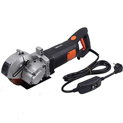 Cortadora de pared eléctrica de cortador de ranura de cazador de pared 4800W 42mm