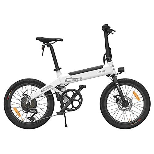 HIMO C20 Bicicleta eléctrica Plegable para Adultos, Bici eléctrica de...