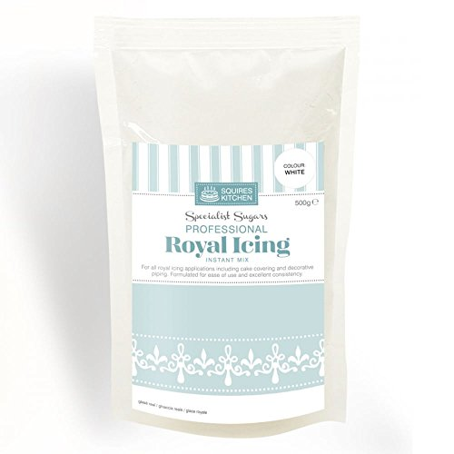 Squires Kitchen Royal Icing Instant Mix - 500g - White