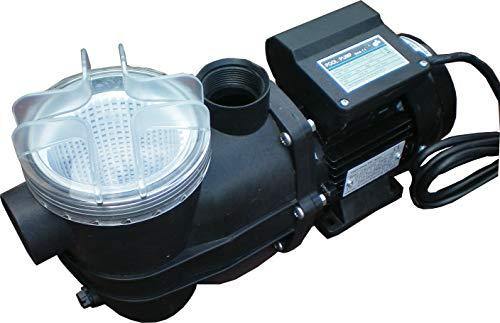 SPIRATO zwembadpomp zwembad filterpomp met voorfilter 72515