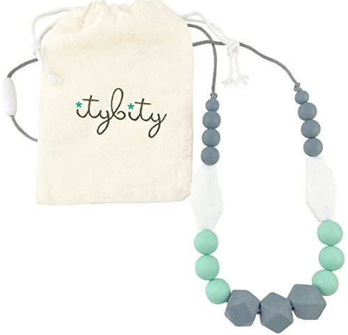 The Original Baby Teething Necklace for Mom