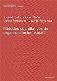 Métodos cuantitativos de organización industrial I: 86 (Aula Politècnica)