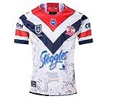 ZeYuKeJi Maillot de Rugby Sportswear décontracté, 2019 Jersey de Rugby Australien Coq Hero Edition T-Shirt de Rugby Masculin Coupe du Monde (Size : XXX-Large)