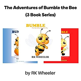 The Adventures of Bumble the Bee (3 Book Series) cover art