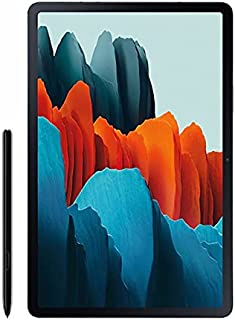 Samsung Galaxy Tab S7 Plus SM-T975-12.4 inches, 8GB RAM, 256GB - Mystic Black