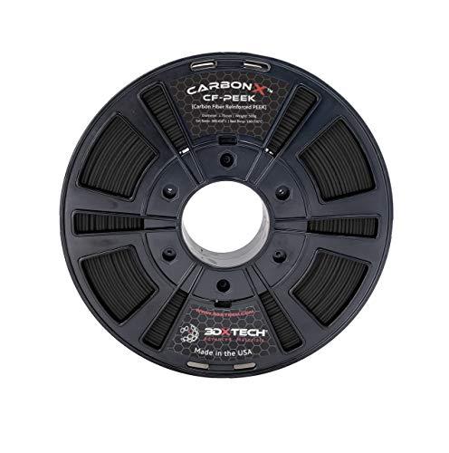 CARBONX Carbon Fiber PEEK 3D Printing Filament, 1.75mm, 250G