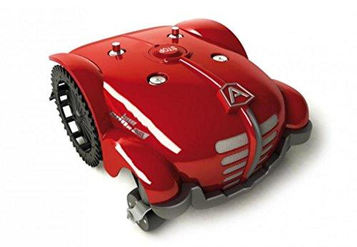 Robot rasaerba Ambrogio L200 R Elite è in grado di gestire 3.000 m2, pendenze del 45% e fino a quattro zone di taglio separate. Le batterie Litio-Ione da 7.5Ah garantiscono 3:30 ore di funzionamento. Munito di motori senza spazzole per una maggiore durata, un minore consumo della batteria ed una ridotta rumorosità. Lama da 29 cm a 4 denti. La copertura base di ricarica ed il ricevitore Bluetooth vengono forniti di serie.