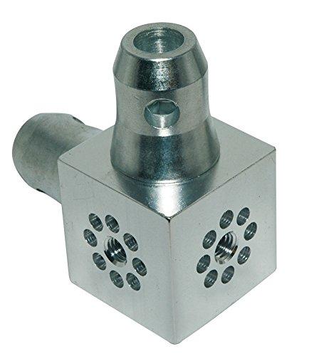 Global Truss St5006–1 6-corner Cube pour F-32 bis F-44 accessoire/de notebook supplémentaire, Argent