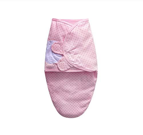 Baby Slaapzak Pasgeboren Baby Cocoon Verpakt 100% Katoen 0-3 Maanden Baby Deken Verpakt Verpakt Slaap 75 * 50CM