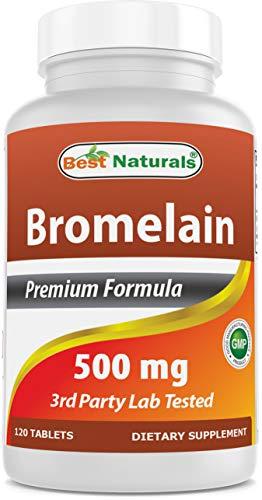 Best Naturals Bromelain
