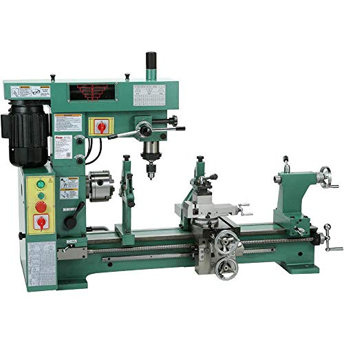 Find Discount Grizzly G9729 Combo Lathe/Mill