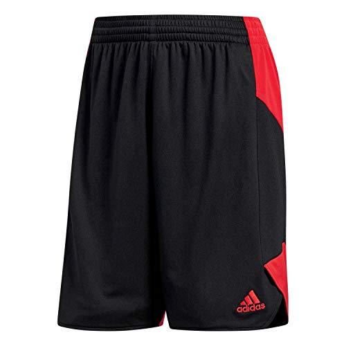 adidas BQ9190 Pantalones Cortos, Mujer, Negro (Rojsld), M