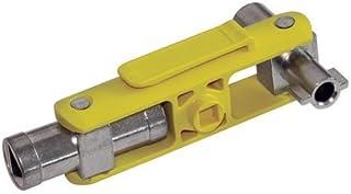 comprar comparacion C.K T4454 - Llave para interruptores y armarios de distribución 6 en 1