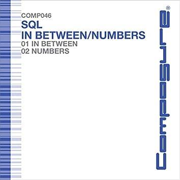 In Between/Numbers