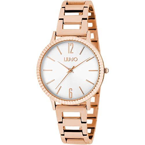 Orologio Donna Biphasic Gold Rose Liu Jo Luxury