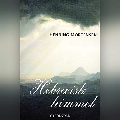 Hebræisk himmel audiobook cover art