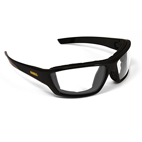 DeWalt DPG83-11D Converter SAFETY Glasses - Clear Anti-Fog Lens (1 Pairper Pack),Multi