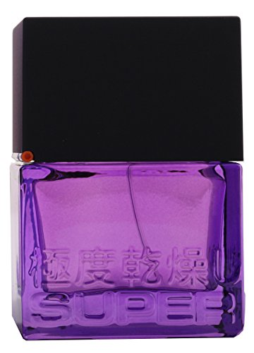 Superdry Neon Purple Eau de Cologne 40ml, 1er Pack (1 x 40 ml)
