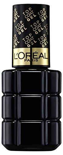 L'Oréal Paris Color Riche La Manicure ad Olio Smalto Top-Coat Universale, Gel Ultime