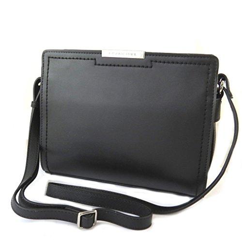 Francinel [N6490] - Sac créateur 'Vendôme' Noir - 25.7x20x7 cm
