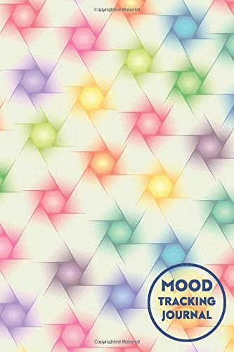 Mood Tracking Journal: Monitor Your Mood, Medication, Anxiety & Depression Level, Keep Healthy Track of Your Emotion Diary, Gifts for Mom, Mum, Women, ... 110 Pages. (Mental Health Care Logs, Band 40)