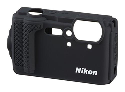 Nikon VHC04801 Kameratasche/-Koffer Abdeckung Schwarz - Kamerataschen/-Koffer (Abdeckung, Nikon, COOLPIX W300, Schwarz)