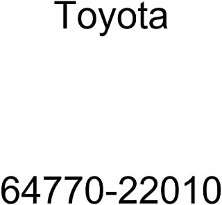 Toyota Genuine 64770-52060 Spare Wheel Cover