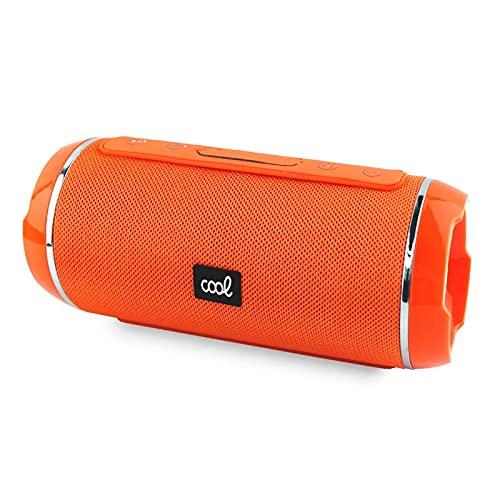 COOL SMARTPHONES & TABLETS ACCESSORIES Altavoz Música Universal Bluetooth Cool Amsterdam Naranja (10W)