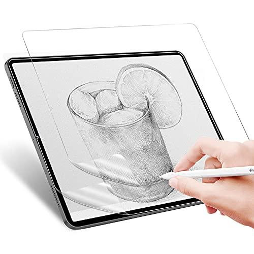 IVSOTEC Schutzfolie für iPad Pro 11 (3.Gen) 2021 & 2020/iPad Air 4 2020, Paper-Like Matte Schutzfolie, Paper Feel Schutzfolie [Unterstützt Pencil 2] (Nicht Panzerglas), 2 Stück
