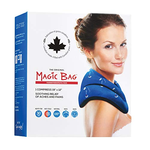 Magic Bag Neck To Back Hot/Cold Pack, 44 Ounce by Magic Bag