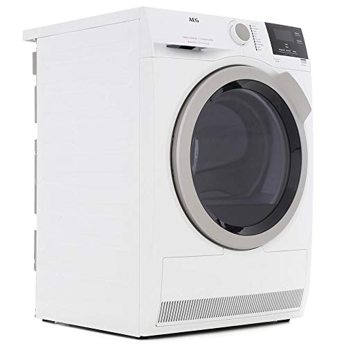 AEG T7DBG832R 7000 Series SensiDry 8kg Freestanding Heat Pump Tumble Dryer - White