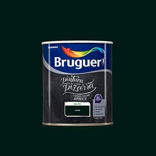 Bruguer Pintura Pizarra Multisuperficie Verde 750 ml
