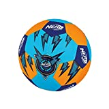 Happy People 16570–Néoprène NERF Ballon de football Taille 5 , Coloris aléatoire