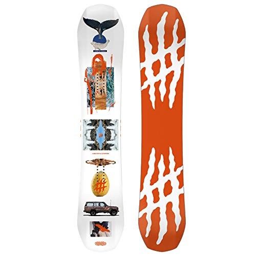 Herren Freestyle Snowboard Lobster The Stomper 154 2019