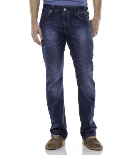 Levi's, Jeans 506, taglio dritto, da uomo Blu (Dark Stuff). W34 / L34
