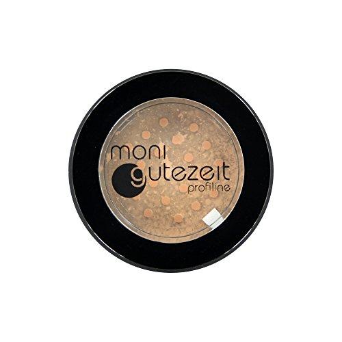 Profi Mineralpuder, lose, mit wertvollem Zink, Farbton mittel, Make-up für alle Hauttypen mit hoher Deckkraft, 15 gr.