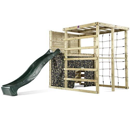Pflaume Klettern Cube Holz Play Centre