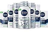 Nivea Men Sensitive Rasiergel im 6er Pack (6 x 200 ml), Rasiergel für eine glatte und sanfte Rasur, schonendes Rasiergel für Herren - 4