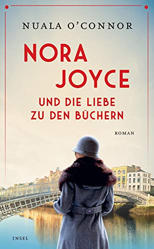 Buchseite und Rezensionen zu 'Nora Joyce und die Liebe zu den Büchern' von Nuala O'Connor