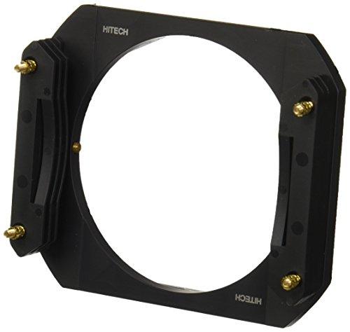 Formatt Hitech HTAMH - Soporte Modular para filtros de fotografía (100 mm, Aluminio), Color Negro