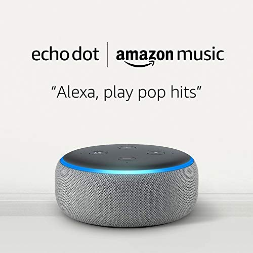 Amazon Echo Dot with Alexa only 99 cents!