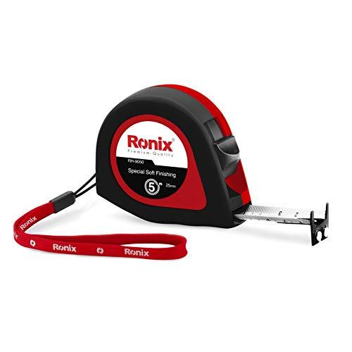 Ronix Maßband Stahl Schlüsselanhänger RH-9050